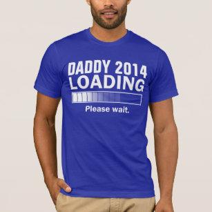 e463f0528 Daddy Loading T-Shirts & Shirt Designs   Zazzle UK