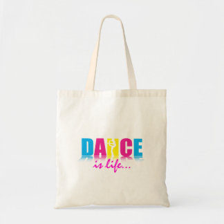 Personalized Dance Dancer Tote Bag