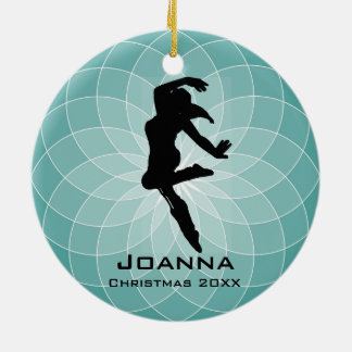 Personalized Dancing Ornament