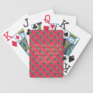Personalized Deck of Cards #11