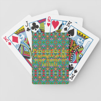 Personalized Deck of Cards #6