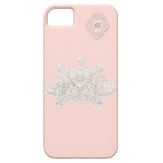 Personalized Diamond Crown Phone Case iPhone 5 Cover