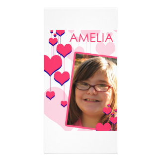 Personalized Digital Photo Frame Photo Cards