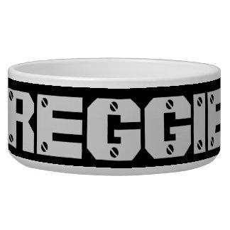 Personalized Doggy Bowl Dog Food Bowl