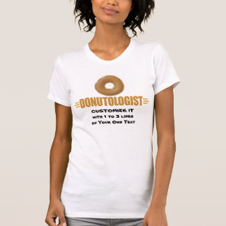 Personalized Donut T-Shirt