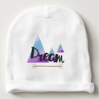 Personalized Dream Baby Beanie