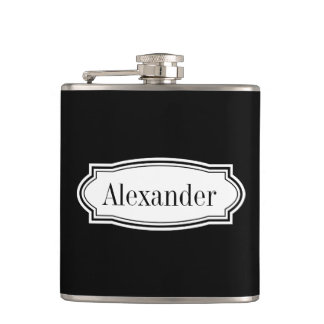 Personalized drink flask | classy gift for men