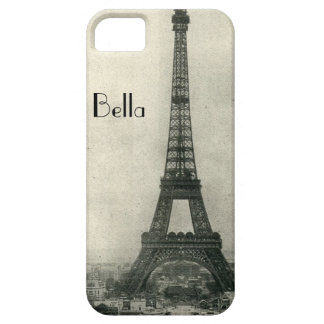 Personalized Eiffel Tower Paris iPhone Case