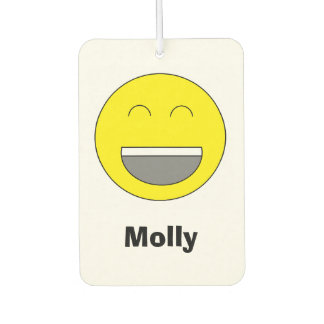 Personalized Emoji Air Freshener