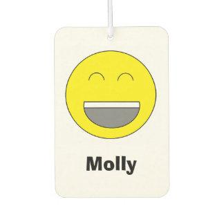 Personalized Emoji Air Freshener