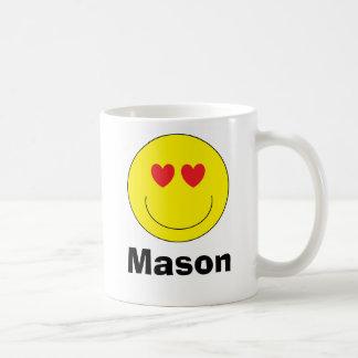 Personalized Emoji Mug