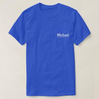 Personalized Employee T-Shirt