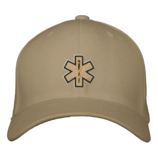 Personalized EMT Emergency Medical Technician Embroidered Cap