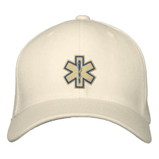 Personalized EMT Emergency Medical Technician Embroidered Hat