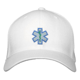 Personalized EMT Emergency Medical Technician Embroidered Baseball Cap
