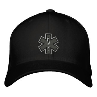 Personalized EMT Emergency Medical Technician Baseball Cap