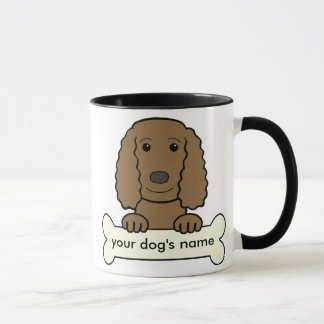Personalized English Cocker Spaniel Mug