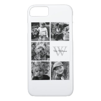 Personalized Family Photo Collage iPhone 8/7 Case
