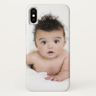 Personalized Favorite Photo Template iPhone X Case
