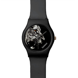 Personalized Fierce Lion Watch