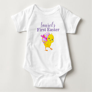 personalized first easter shirt