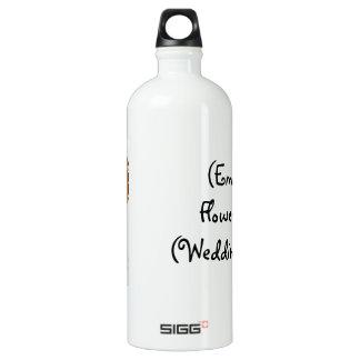 Personalized Flower Girl Gift-Water Bottle