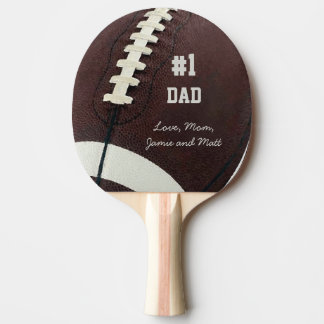 Personalized Football #1 Dad