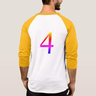 Personalized Football T Shirts(4) T-Shirt
