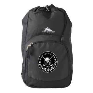 Personalized for the Golf player Backpack