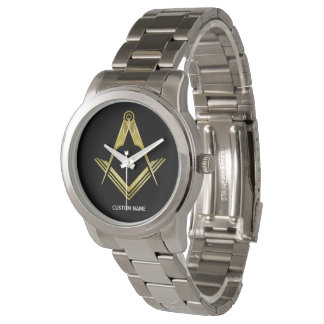 Personalized Freemason Gifts | Masonic Watches