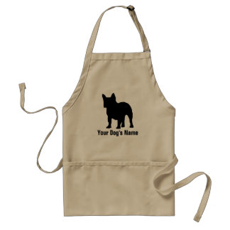 Personalized French Bulldog フレンチ・ブルドッグ Standard Apron