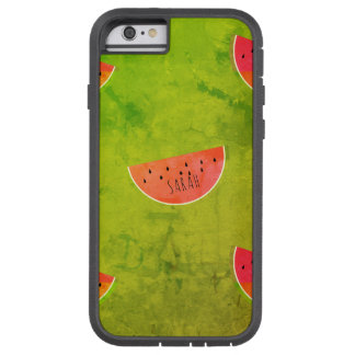 Personalized Fresh Green Watermelon Tough Xtreme iPhone 6 Case