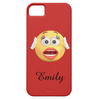 Personalized Funny Emoji Cell Phone Case