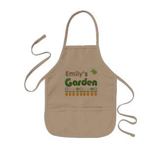 Personalized Gardening Kids Apron