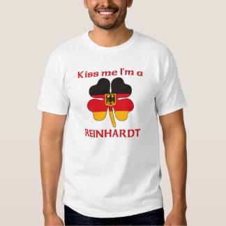 Personalized German Kiss Me I'm Reinhardt T-shirts