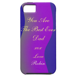Personalized Gifts for Dad iPhone SE/5/5s Cases