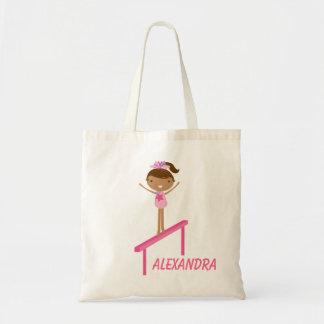 Personalized Girls' Gymnastics Bag