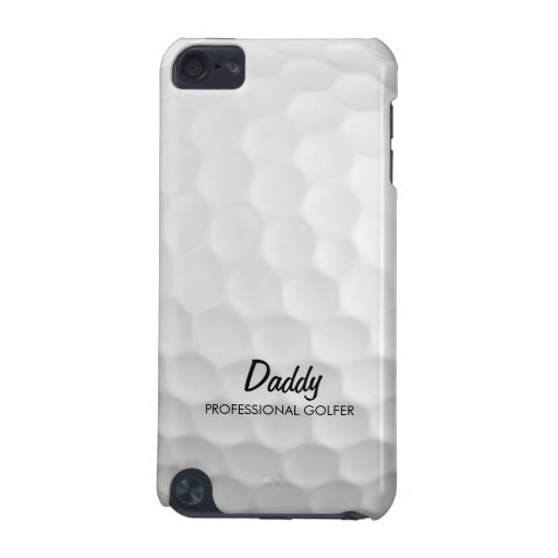 Personalized Golf Ball iPod Touch 5G Covers