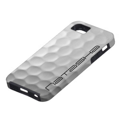 Personalized Golf Ball iPhone 5s Case iPhone 5/5S Covers