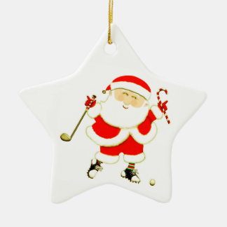 personalized golf collectible christmas ornament
