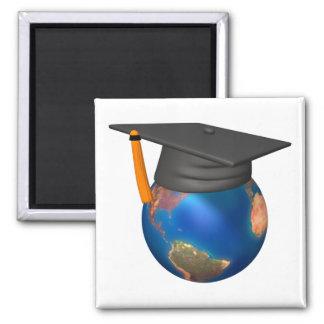 Personalized Graduation Magnet