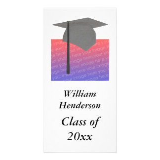 Personalized Graduation photo cards Photo Card