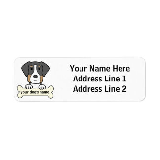 Personalized Greater Swiss Mountain Dog