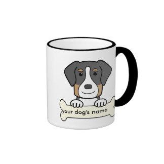 Personalized Greater Swiss Mountain Dog Mug