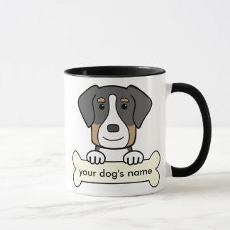 Personalized Greater Swiss Mountain Dog Mug