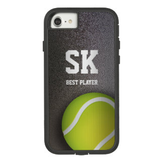 Personalized Green Tennis Ball Case-Mate Tough Extreme iPhone 8/7 Case