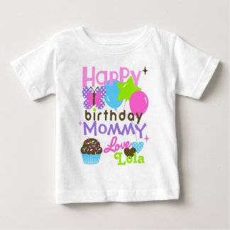 Personalized Happy Birthday Shirt From Daughter