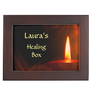 Personalized Healing Blessing Box Memory Box