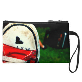 Personalized Hipster Sneakers Wristlet