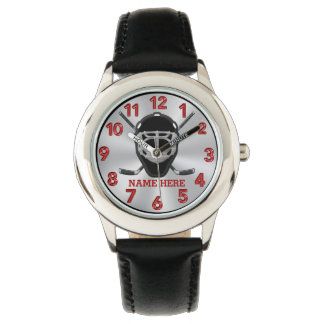 Personalized Hockey Watch for Kids to Adults